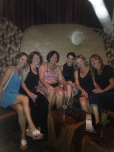 Leslie, Cathie, Janel, Sarah, Linda and Lindalee