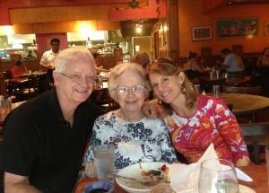Dad (David), Grammy Ann and Leslie
