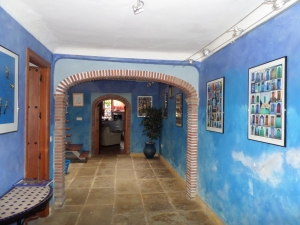 Entry way hall
