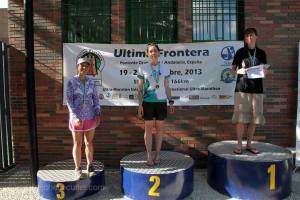 Made the Podium, 3rd place!