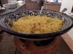 Moroccan cous cous