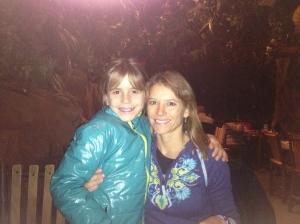 Savvy and Mom