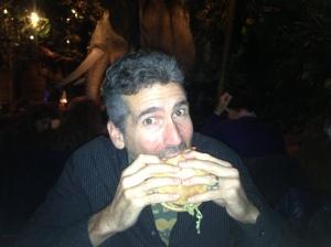 Yumm! Hamburger!
