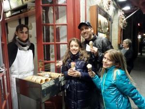 French ice cream!