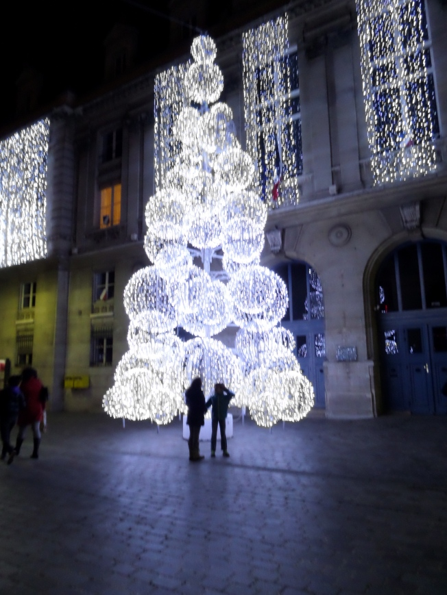 Christmas in the City of Light!