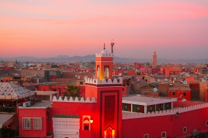 Marrakech from google images