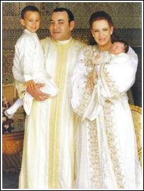 The Moroccan Royal family