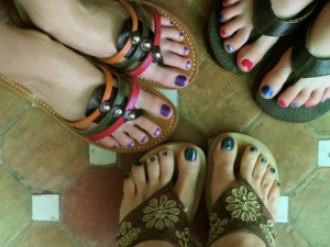 Moroccan Pedicures